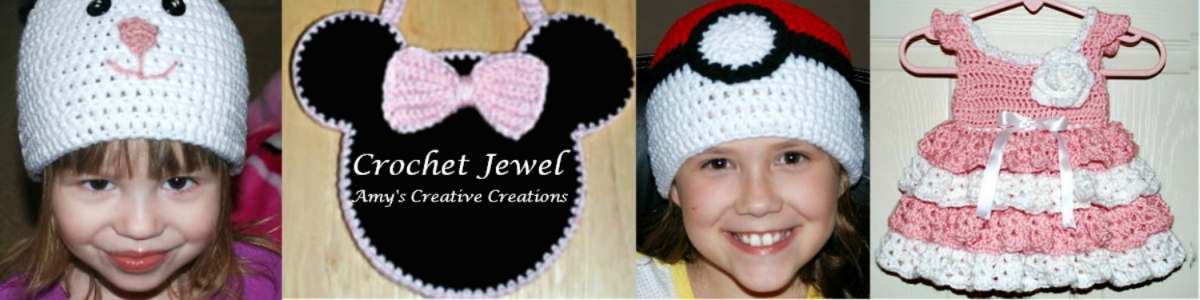 Amy's Crochet Creative Creations