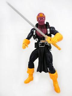 Hasbro Captain America Marvel Legends Baron Zemo Figure