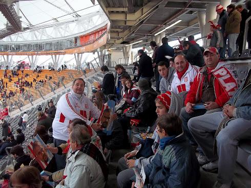 En el Estadio Ciudad de La Plata