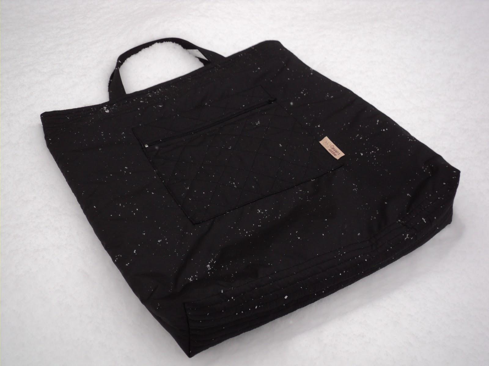 Как сшить хозяйственную сумку своими руками?