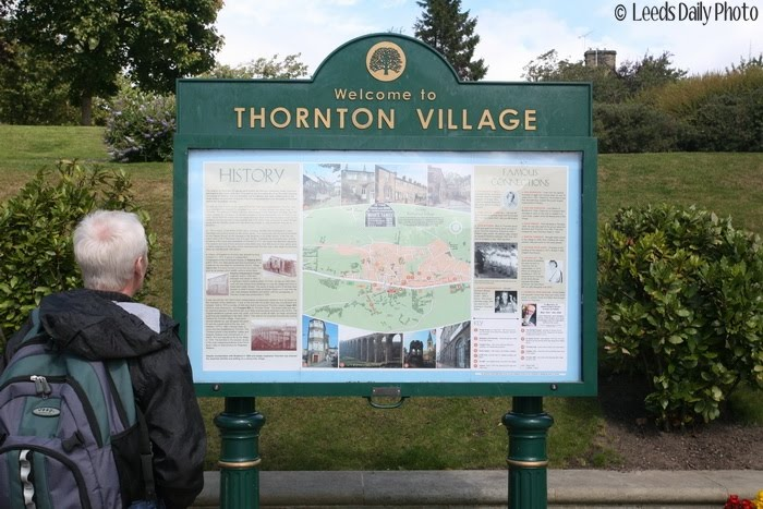 Thornton Village Yorkshire