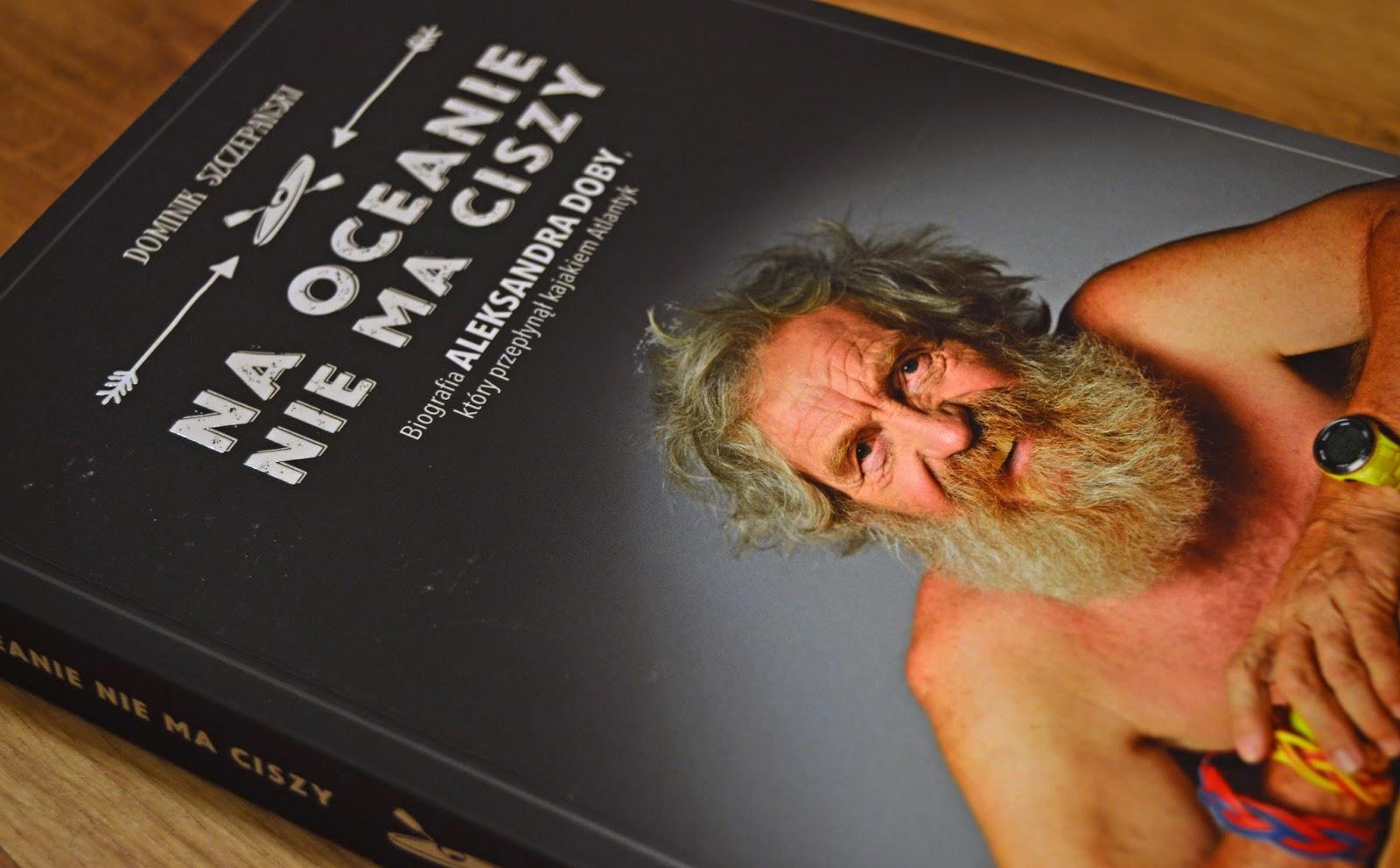Na oceanie nie ma ciszy Książka Doba