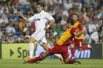 Real Madrid-Galatasaray 3-0 highlights