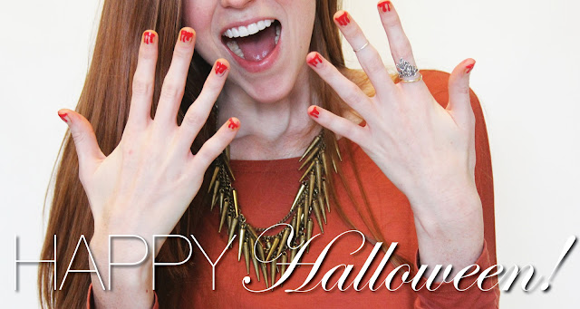DIY: Halloween Nails from Riffraff