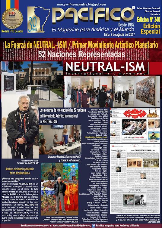 Revista Pacífico Nº 340 Edición Especial