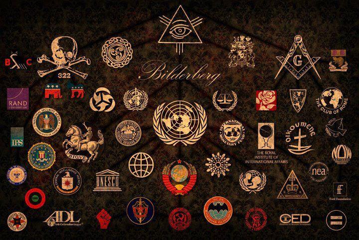 Simbol Yahudi, Zionis, Dajjal Yang Menggenggam Dunia