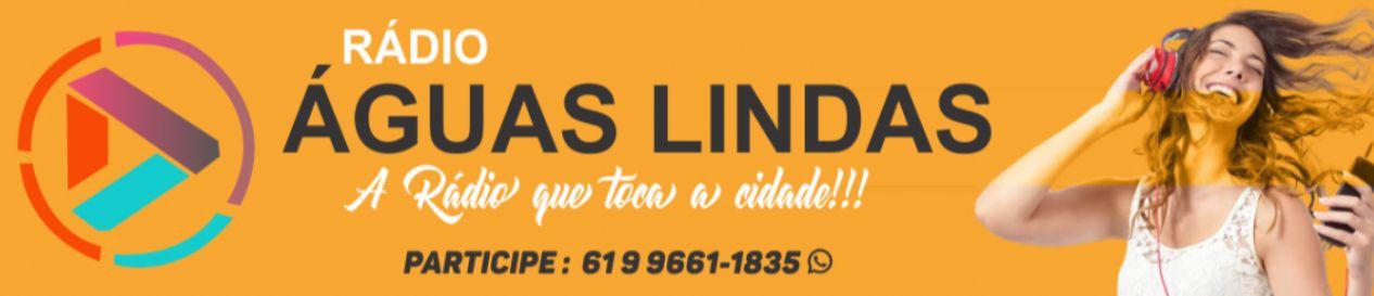 CLICK NA IMAGEM E OUÇA A RÁDIO ÁGUAS LINDAS