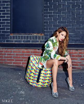 Jessi - Vogue Magazine May Issue 2015