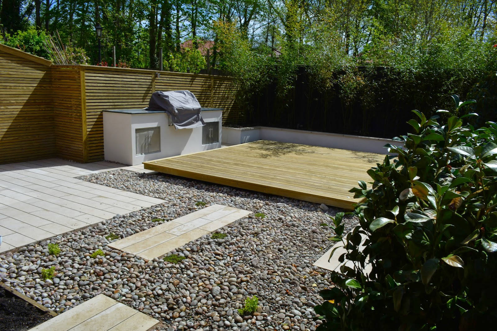 David Keegans Garden Design Blog New Garden Design Project In