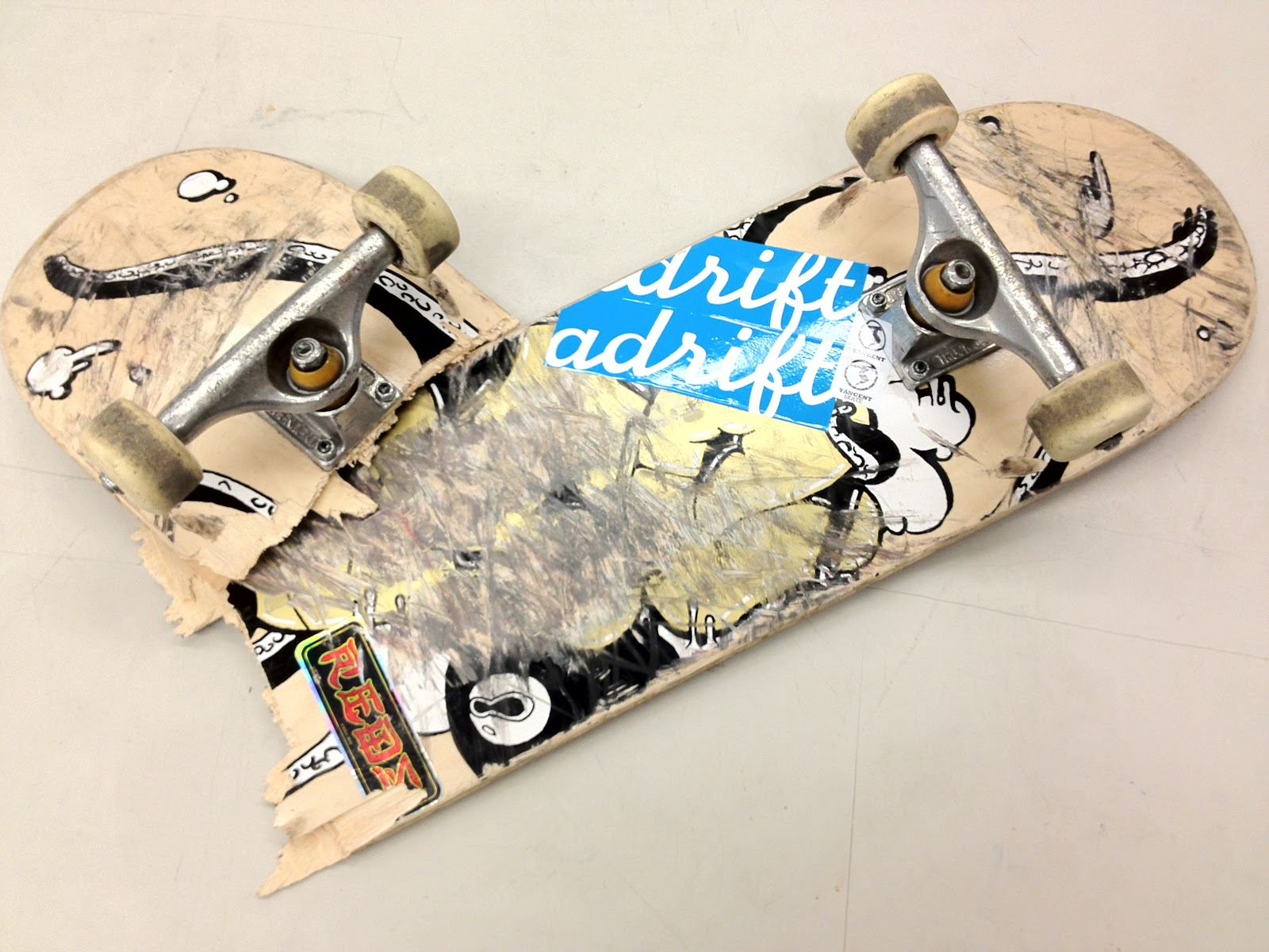broken skateboard heart drawing wwwpixsharkcom