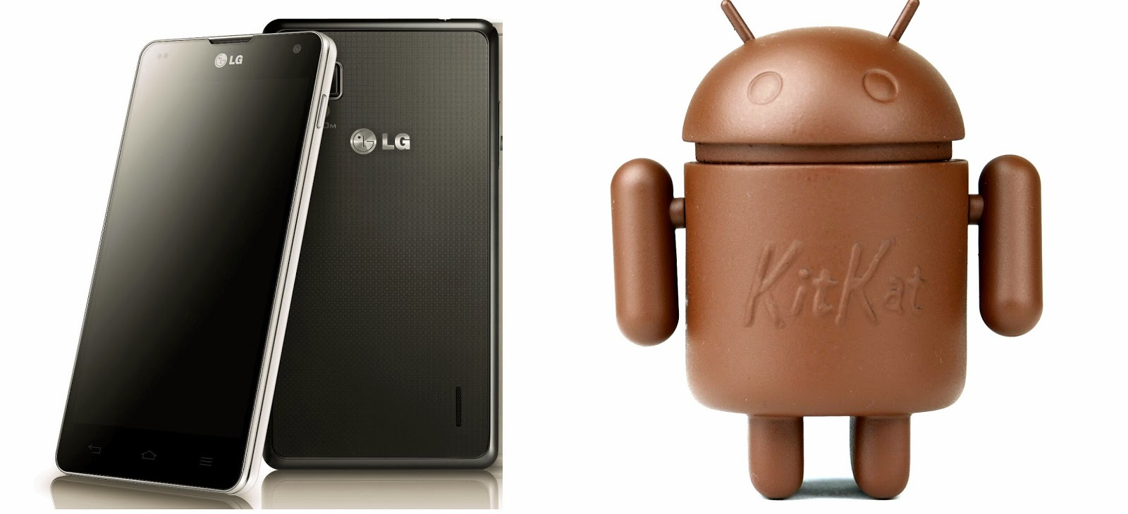 LG Optimus G to get the KitKat treatment in June, rumor says