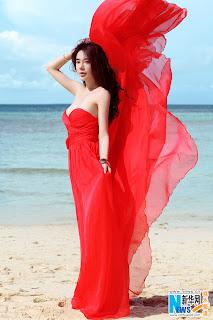 Chinese actress Jiang Xinyu
