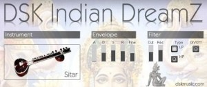 DSK Indian DreamZ - Plugins de Instrumentos Indianos