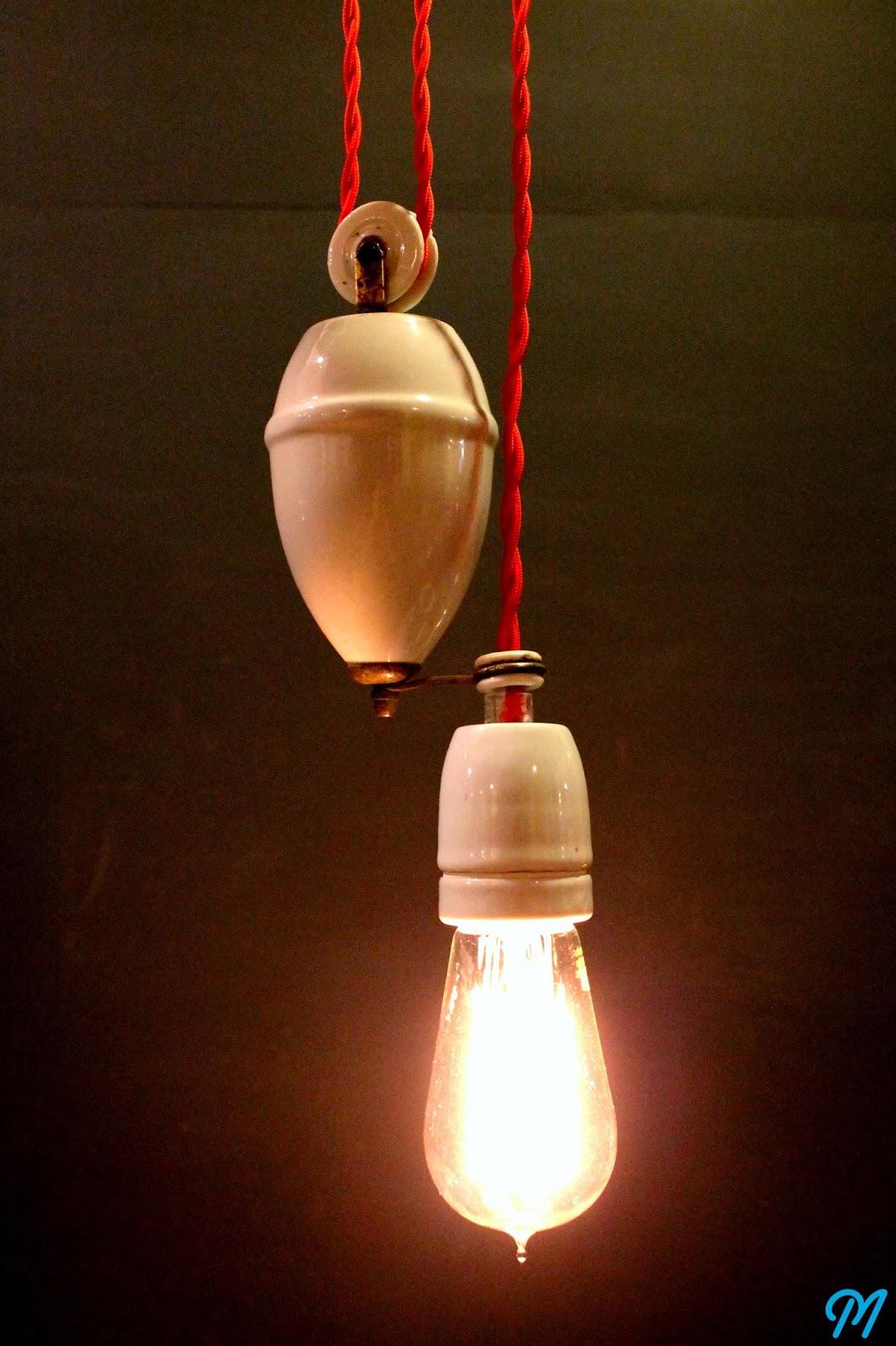 luminaire monte et baisse suspension marinette vintage blog. Black Bedroom Furniture Sets. Home Design Ideas