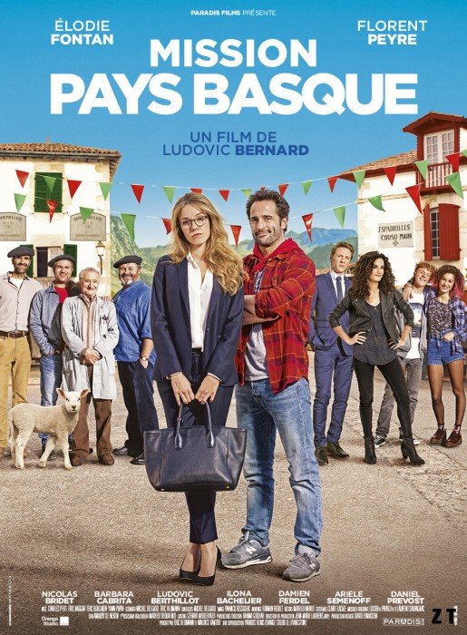 Mission Pays Basque [BDRip] [Télécharger] [Streaming]