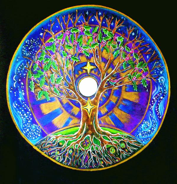 Art Full Musings Trees On My Mind The Tree Of Life