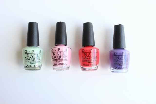 OPI Hawaii Collection Little Hulas