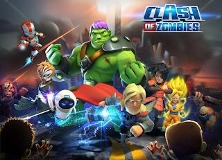 末世戰爭:僵屍沖突 APK 下載 (Clash of Zombies)