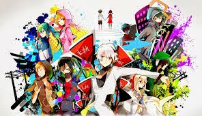 Mekaku City Actors 01