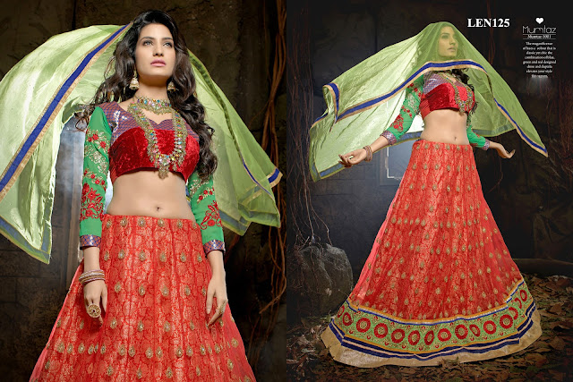 Latest Soft Net Designer Lehenga Choli – Supplier
