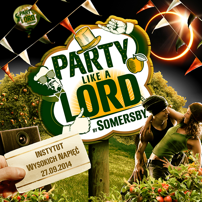 Party Like a Lord / Somersby