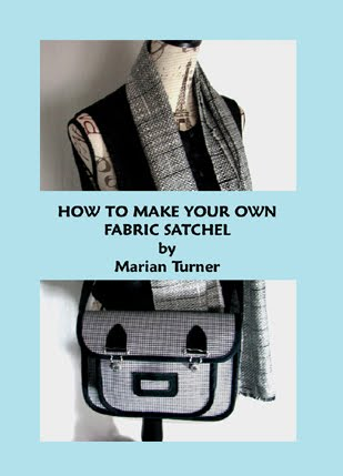 My first eBook - How to Make Your Own Fabric Satchels