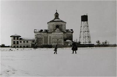 Abuelohara Leganes deposito de agua y las torres