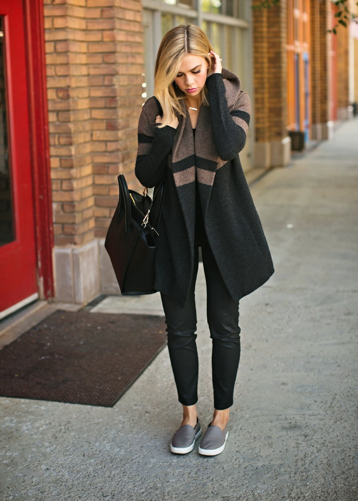 Kensington Way: Outfit: The Sweater Coat