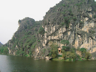 Area in Tam Coc Bich Dong