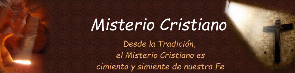 Misterio Cristiano
