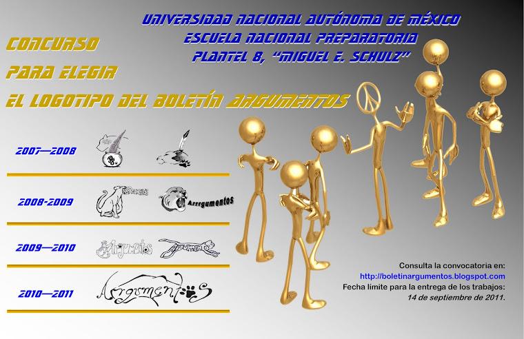 Cartel del Concurso (2011-2012)