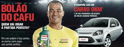 Bolão do Cafu na Copa das Confederações