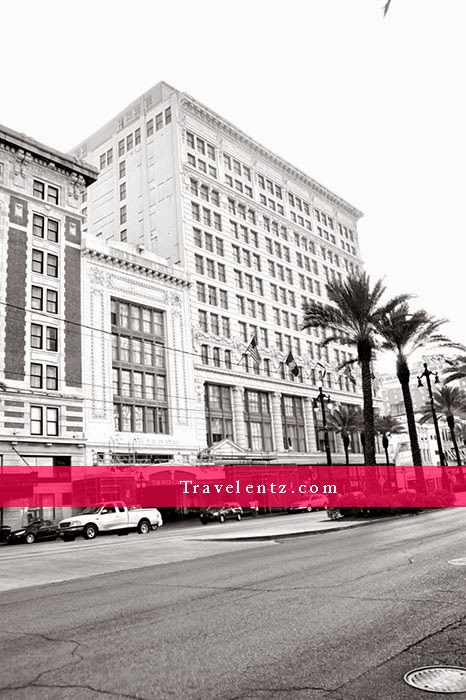 4 Nights In New Orleans Vacation Ritz Carlton Hotel Travelentz