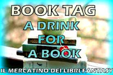 BOOK TAG : A DRINK FOR A BOOK!