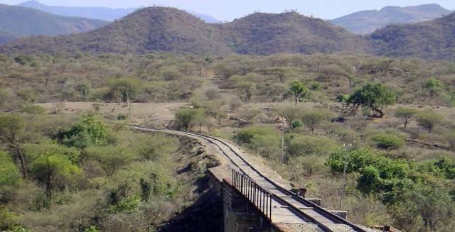 Ethiopia - Djibouti railway
