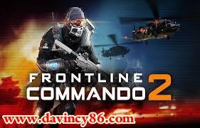 FRONTLINE COMMANDO 2 V3.0.2 MOD Apk (Unlimited Money)