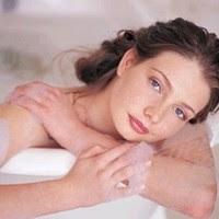 Floral Baths Beauty Tips