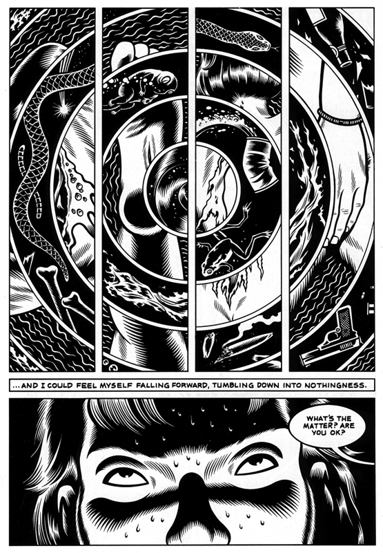 black hole graphic novel-#main