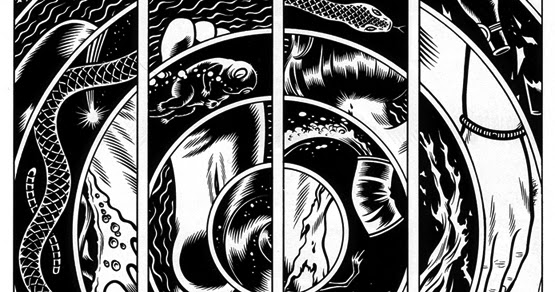 black hole graphic novel-#12