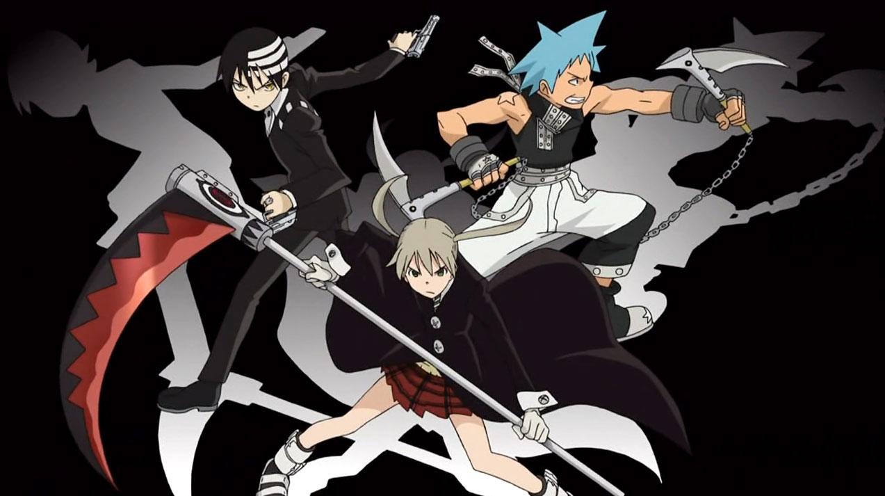 death manga anime soul eater manga anime