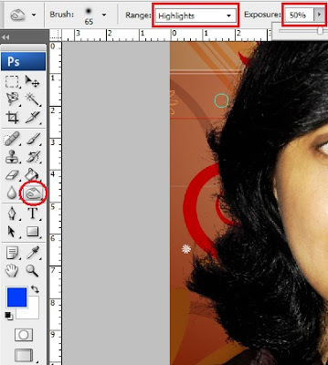 Cara Mudah Seleksi Rambut Dengan Teknik Masking Menggunakan Photoshop