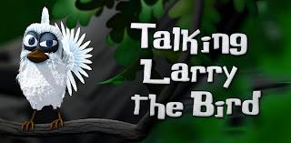 Talking Larry the Bird  v1.1.5 Apk full Free Download