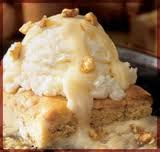s sajian but have been known to frequent their establishment for just this dessert APPLEBEES BLONDE WALNUT BROWNIE