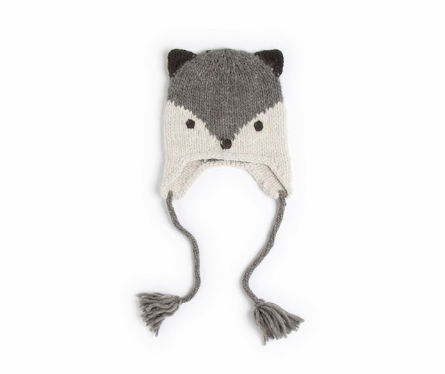 Gorro animal oysho