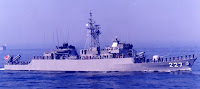 Yubari class destroyer escort