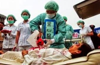 100 cô dâu Việt mất tích rơi vào lò mổ nội tạng ở Trung Quốc