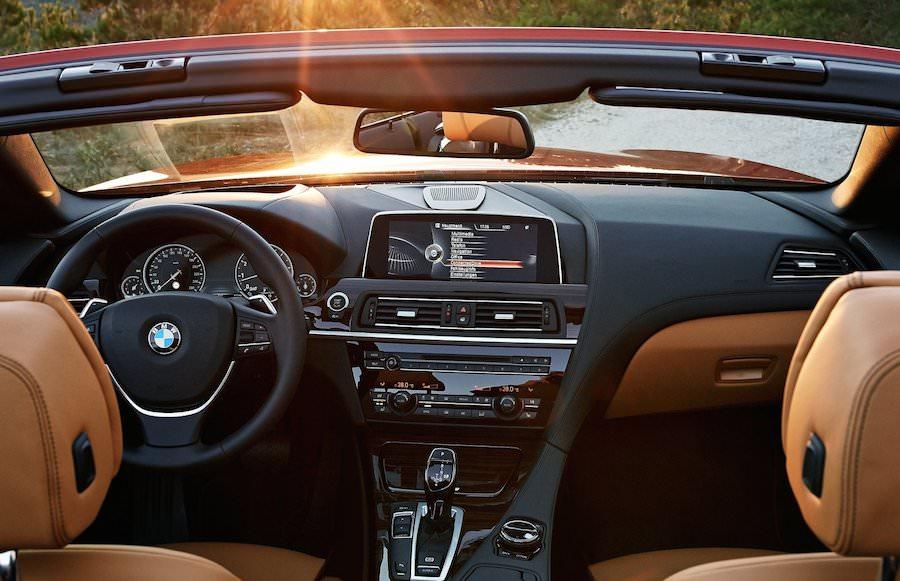 BMW 6シリーズ・カブリオレ  マイナーモデルチェンジ 2015