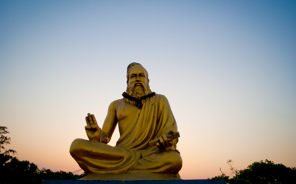 Top 3 Saint Thiruvalluvar SMS With Picture Quotes