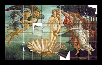 mosaico anjos