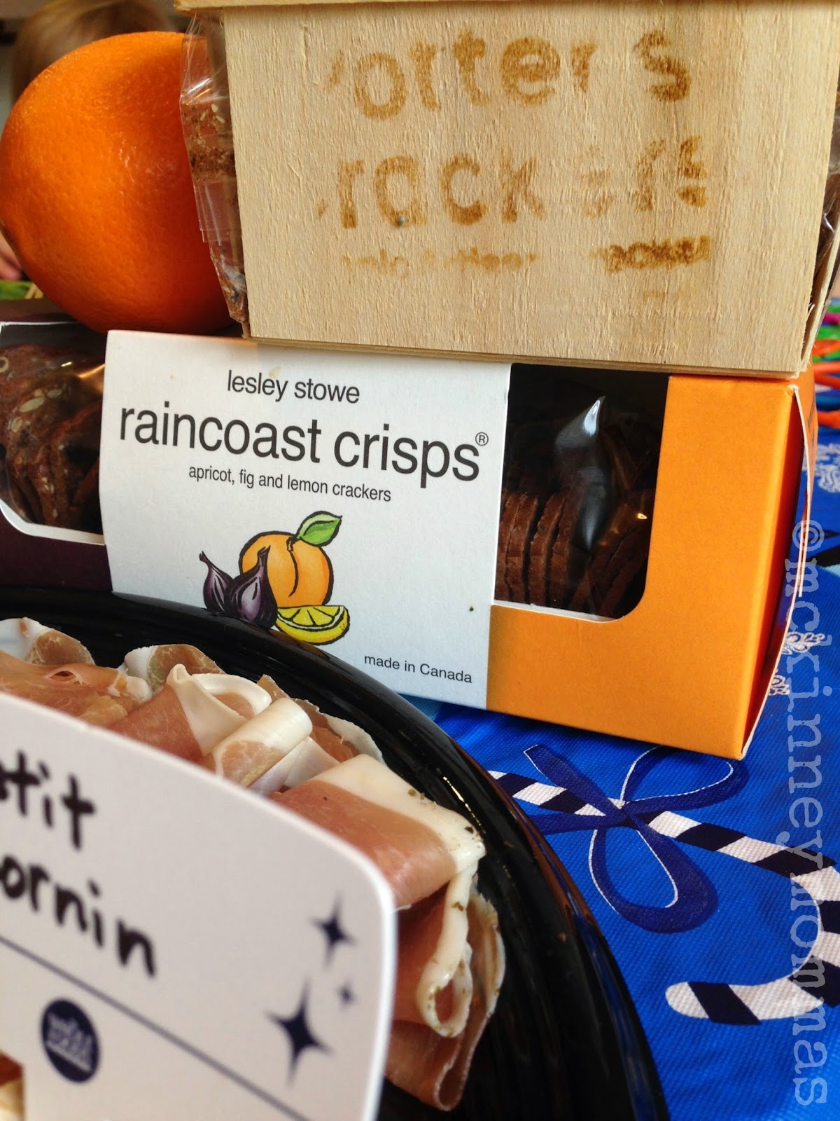 Raincoast Crisps, Potter's Crackers